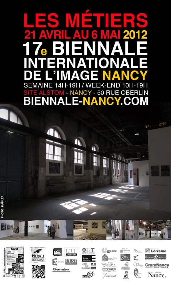 Photo exhibition - The International Biennial of Image of Nancy