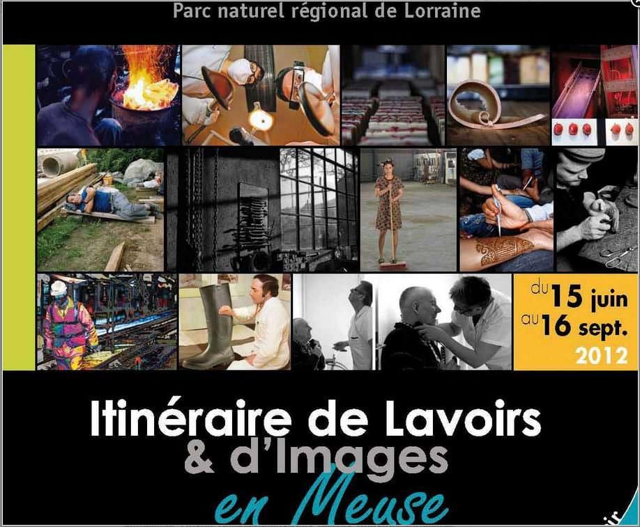 Photo exhibition - Itinéraire de lavoirs et de l'image