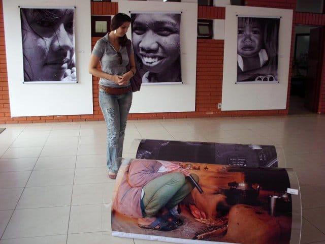 Solo photo exhibition - Fundação Cultural Carlos Drummond