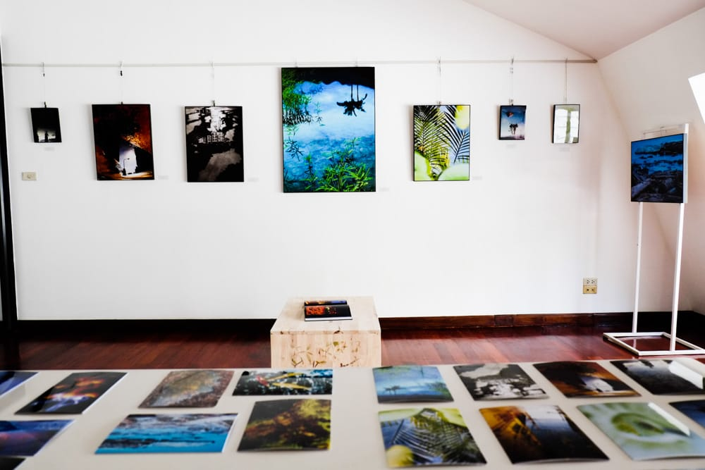 Solo photo exhibition - Elysian House